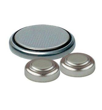 pilas de boton distintos tamaños